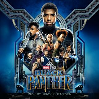 Black Panther (黑豹電影原創配樂)