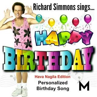 A Personalized Birthday Wish:Happy Birthday ! (Hava Nagila Version), Vol. 10