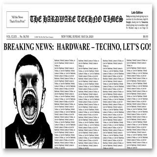 Techno, Let's Go !