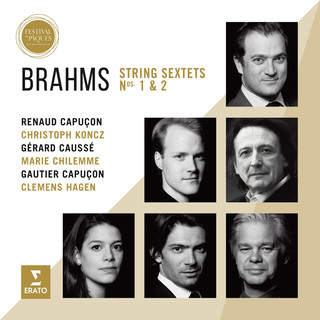 Brahms:String Sextets (Live From Aix Easter Festival 2016)