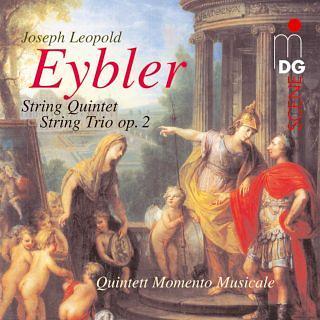 Eybler:String Quintet & String Trio