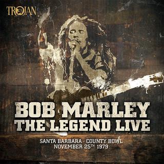 The Legend Live - Santa Barbara County Bowl:November 25th 1979