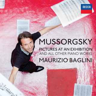 Mussorgsky:Pictures At An Exhibition And All Other Piano Works