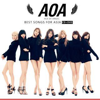 王牌女神 AOA:A 級精選