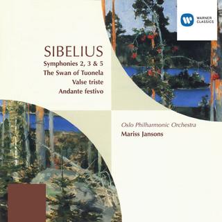 Sibelius:Symphonies 2, 3, 5 etc