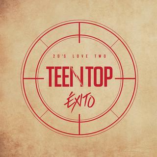 TEEN TOP 20\'S LOVE TWO \