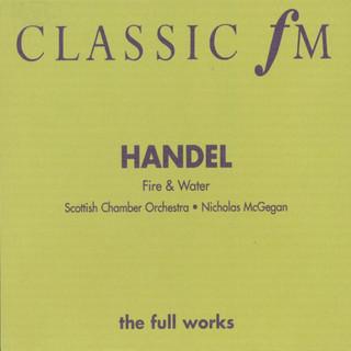 Händel:Fireworks / Water Music