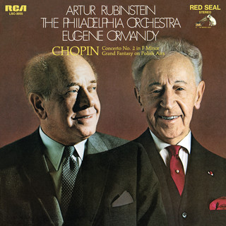 Chopin:Piano Concerto No. 2 In F Minor, Op. 21 & Fantasy On Polish Airs In A Major, Op. 13