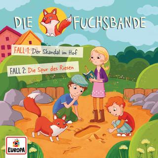 001 / Fall 1:Der Skandal Im Hof / Fall 2:Die Spur Des Riesen