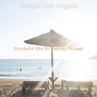 Wonderful Vibe For Staying Focused