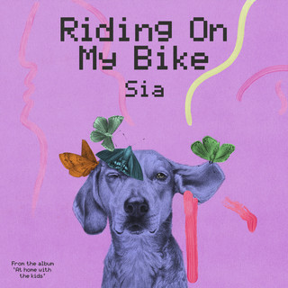 Riding On My Bike