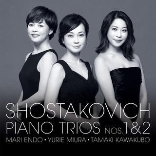 SHOSTAKOVICH:PIANO TRIOS NOS.1 & 2
