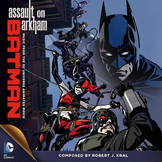 Batman:Assault On Arkham (Music From The DC Universe Animated Movie)