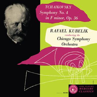 Rafael Kubelík - The Mercury Masters (Vol. 4 - Tchaikovsky:Symphony No. 4)