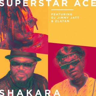 Shakara (Feat. DJ Jimmy Jatt & Zlatan)