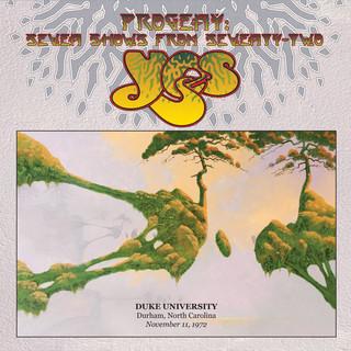 Live At Duke University, Durham, North Carolina, November 11, 1972