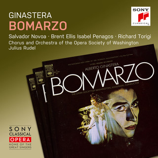 Ginastera:Bomarzo, Op. 34
