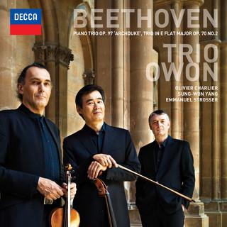 Beethoven Piano Trio Op.97 'Archduke', Piano Trio In E Flat Major Op.70 No.2 (베토벤 피아노 트리오 작품번호 97 '대공', 피아노 트리오 작품번호 70 - 2)