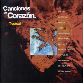 Canciones Del Corazon - Tropical
