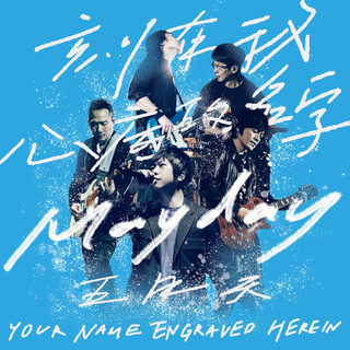 刻在我心底的名字 (Your Name Engraved Herein)