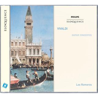 Vivaldi: Guitar Concertos