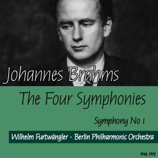 Johannes Brahms:The Four Symphonies - Symphony No1 (1948, 1952)