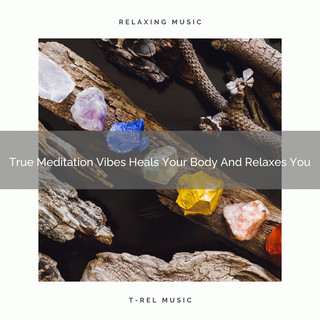 True Meditation Vibes Heals Your Body And Relaxes You