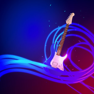 Guitar On DJ Music
