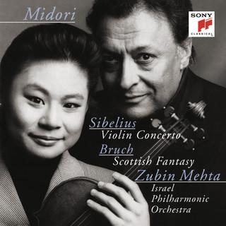 Sibelius:Violin Concerto, Op. 47 & Bruch:Scottish Fantasy, Op. 46