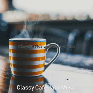 Cheerful Music For WFH - Piano