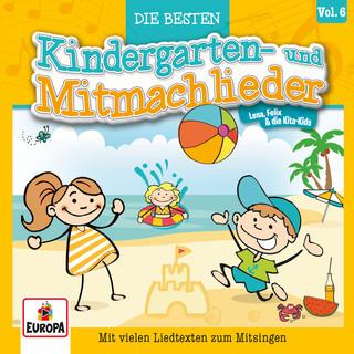 Die Besten Kindergarten - Und Mitmachlieder, Vol. 6:Sommerparty