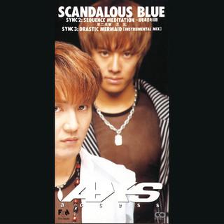 Scandalous Blue