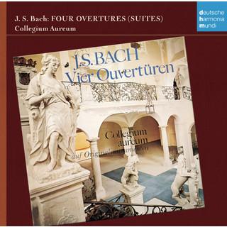 Bach:Vier Ouvertüren