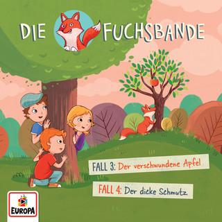 002 / Fall 3:Der Verschwundene Apfel / Fall 4:Der Dicke Schmutz