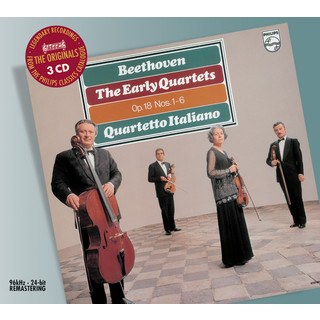 Beethoven:The Early String Quartets