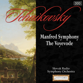 Tchaikovsky:Manfred Symphony - The Voyevode