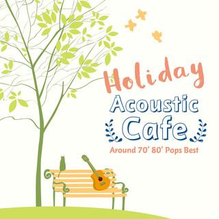 休日のアコースティック・カフェ のんびり聴きたい洋楽カバーベスト