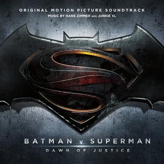 蝙蝠俠對超人:正義曙光 電影原聲帶 (單 CD 標準版) (Batman V Superman:Dawn Of Justice Original Motion Picture Soundtrack)