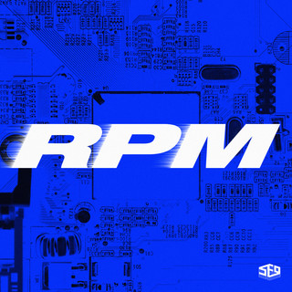 7th Mini Album RPM (第七張迷你專輯 RPM)
