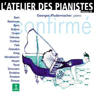 L'atelier Des Pianistes, Vol. 4:Confirmé