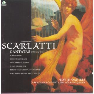 Scarlatti, A.:Cantatas Vol. II
