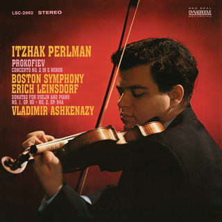 Prokofiev:Violin Concerto No. 2 In G Minor, Op. 63 & Sibelius:Violin Concerto In D Minor, Op. 47