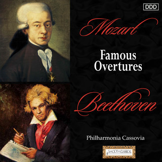 Beethoven & Mozart:Famous Overtures