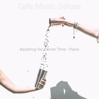 Backdrop For Dinner Time - Piano