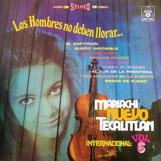 Los Hombres No Deben Llorar...Internacional, Vol.6 (Instrumental)