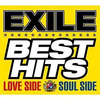 放浪人氣精選 - 愛戀抒情盤 / 舞動靈魂盤 - (EXILE BEST HITS - LOVE SIDE / SOUL SIDE -)