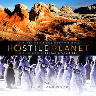 Hostile Planet:Volume 3 (Original Series Score)