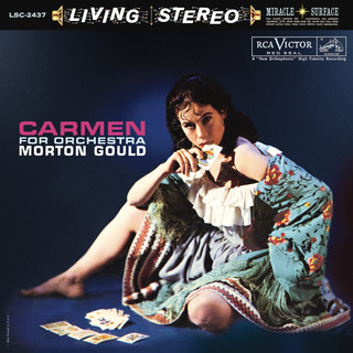 Carmen For Orchestra