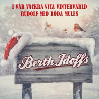 I Vår Vackra Vita Vintervärld / Rudolf Med Röda Mulen