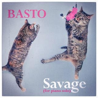 Savage (For Piano Solo)